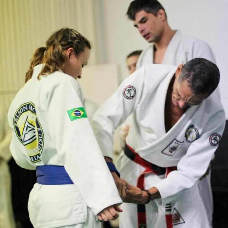 relson gracie fugi
